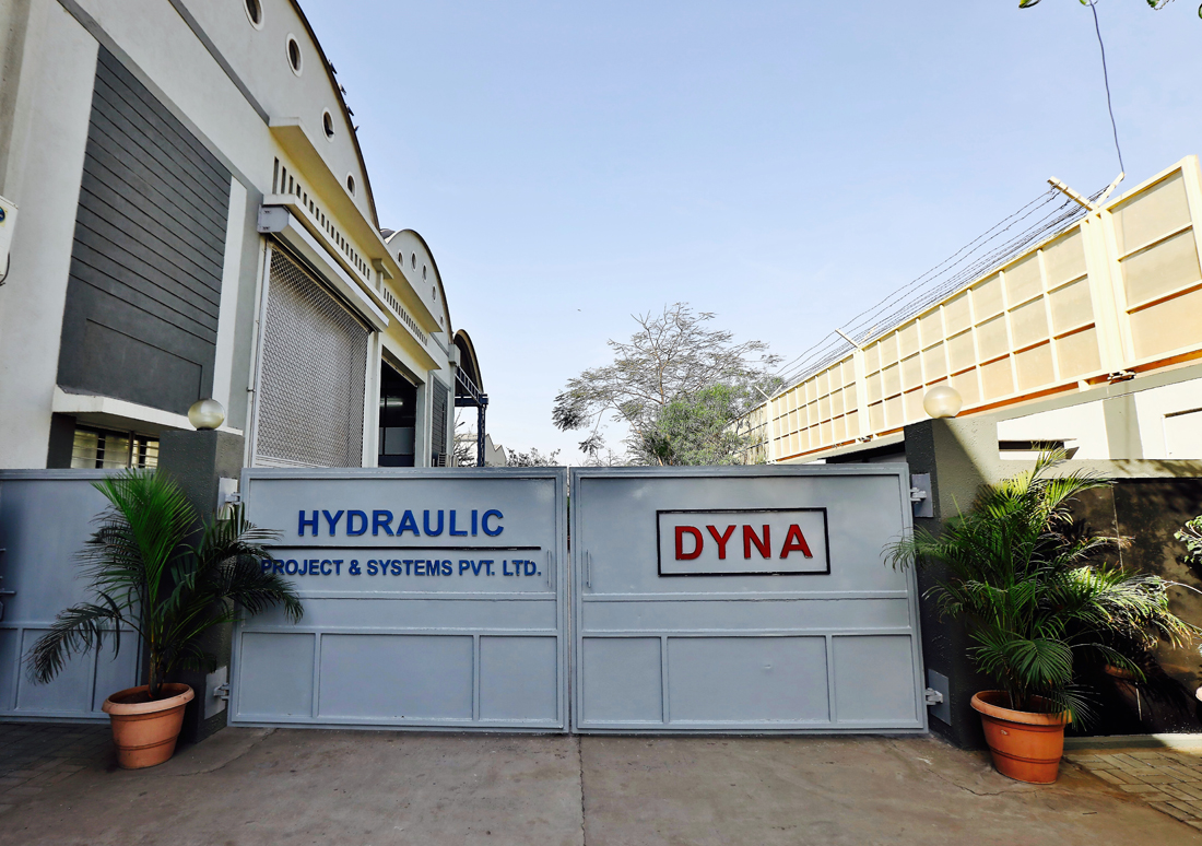 Welcome to Dyna Automation Pvt. Ltd. (Service Center)