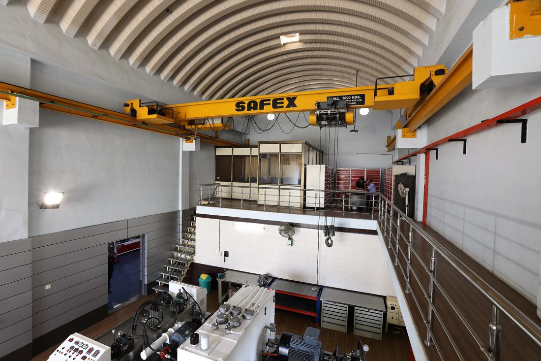 Dyna Automation Pvt. Ltd. – Service Center